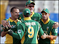 Graeme Smith was pleased by the team effort