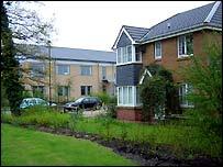 Asylum centre