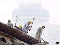 China construction project