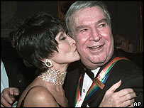 Fred Ebb with Chita Rivera