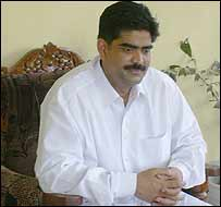 Bihar MP Mohammad Shahabuddin