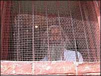 Brahmeshwar Singh in Ara jail in Bihar