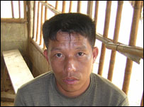 29 year old refugee Lor Chue