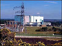 Winfrith nuclear power station   A Kirby
