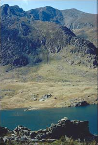 Cwm Idwal ( picture courtesy Countryside Council for Wales)