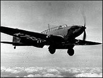 Fairey Battle aircraft