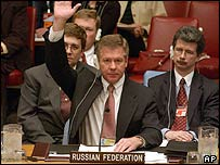 Gennady Gatilov, Russian Ambassador to the UN