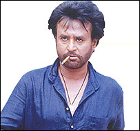 Tamil Nadu actor Rajnikanth