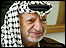 Late Palestinian leader Yasser Arafat