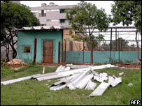 Cuba after Hurricane Ivan