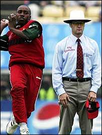 England v Zimbabwe
