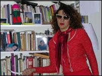 Gabriela Bejerman, escritora argentina