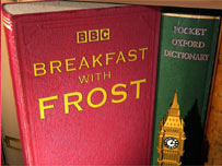 BBC Breakfast with Frost past programmes