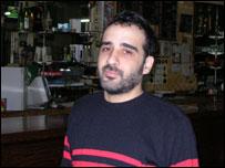 Martín Gambarotta, escritor argentino