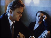 Tim Robbins and Samantha Morton