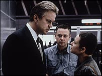 Tim Robbins, Michael Winterbottom and Samantha Morton