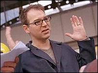 Director Dan Percival
