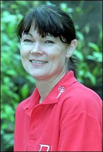Tracey Edwards