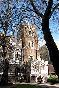 St Bartholomew the Great Church, founded in 1123, is a hidden gem