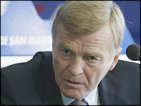 FIA chief Max Mosley