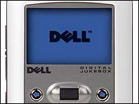 Dell Digital Jukebox, Dell