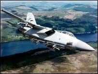 RAF fighter