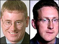 Peter Black AM and Lembit Opik MP