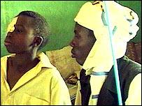 لاجئون من دارفور بالسودان