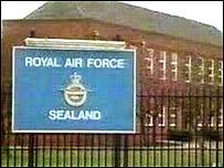 RAF Sealand