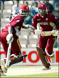Wavell Hinds and Chris Gayle