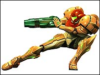 Samus Aran from Metroid Prime