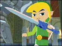 Screenshot from Zelda
