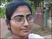 Debjani Misra, social worker, Bhubaneshwar, Orissa