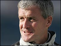 Blackburn manager Mark Hughes