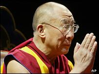Далай Лама в Канаде