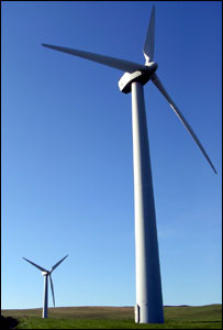 Harlock Hill windfarm