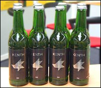 Beer made from GM maize (BBC)