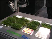 Plant screening (BBC)