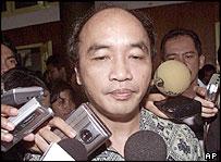 Tempo editor Bambang Harymurti 16/9/04