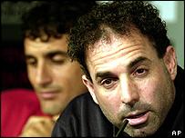 Bnei Sakhnin  coach Eyal Lachman