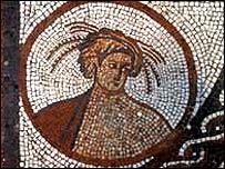 Lullingstone mosaic