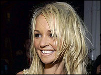 Jennifer Ellison (shown arriving at her 21st birthday party)