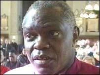 Right Reverend John Sentamu, Bishop for Birmingham
