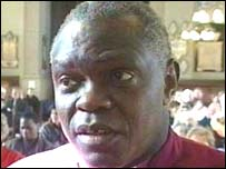 Right Reverend John Sentamu
