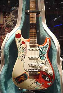 A Fender Stratocaster