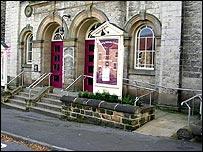 Photo of Pickering Methodist Church - photograph supplied by Bramhall Blenkharn Architects Ltd