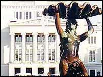 Riga Opera House, Latvia