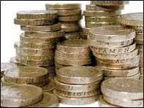 �1 coins