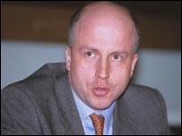Pavel Telicka, comisionado de Salud de la CE.