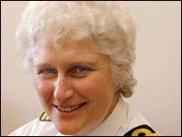 Captain Carolyn Stait